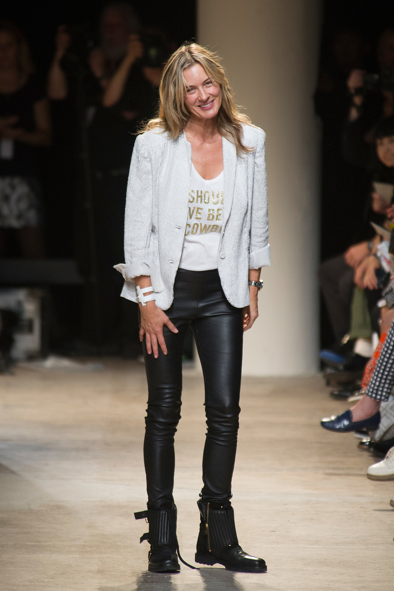 Zadig and voltaire cowboy t shirt