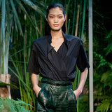 Hermes Spring 2014 Runway Show | Paris Fashion Week
