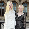 Celebrities at Paris Fashion Week 2013 | Photos