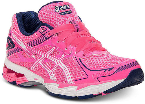 Asics Women's Shoes, GT-1000 2 Pink Ribbon Running Sneakers