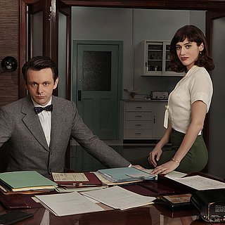 Masters of Sex Michael Sheen and Lizzy Caplan Interview