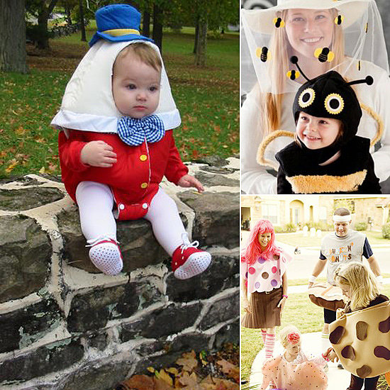 Modern Kiddo's Costumes Board