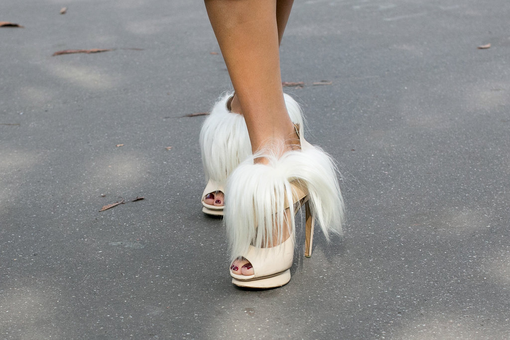 Looking for a way to turn some heads? Try these heels on for size.