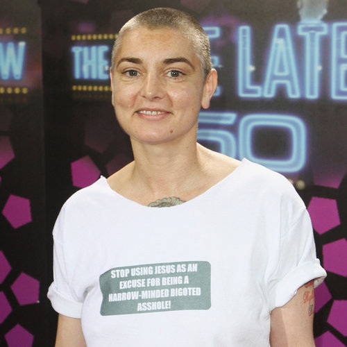 Sinead O'Connor Open Letter to Miley Cyrus