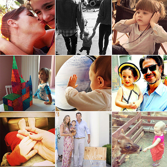 Harper, Skyler, North and More: Celeb Parents' Best Photos of the Week