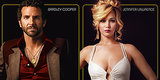 Behold Jennifer Lawrence and Bradley Cooper in the Hot '70s American Hustle Posters