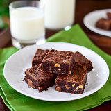 Triple Chocolate Candy Bar Brownies