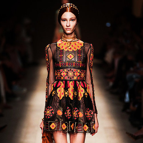 Paris Fashion Week Spring 2014 Trends | Video