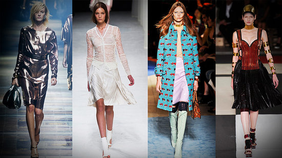 The 4 Biggest Trends at Paris Fashion Week