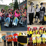 46 Creative Homemade Group Costume Ideas
