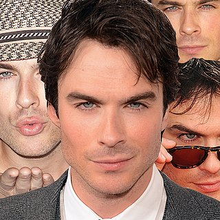 The Vampire Diaries Ian Somerhalder's Sexiest Photos | Video