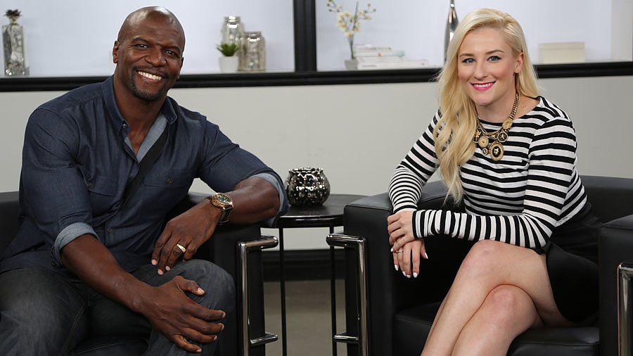Terry Crews on the Marriage Advice He Gave His Brooklyn Nine-Nine Costar Andy Samberg