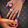 Breast Cancer Awareness Month Nail Polish 2013