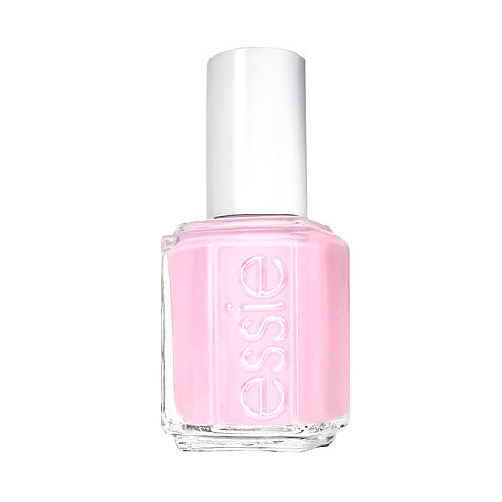 Essie Pink About It ($8) is a pale pink flecked with holographic glitter, and proceeds will help support Living Beyond Breast Cancer.