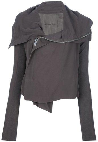 Rick Owens zip jacket