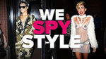 We Spy: Miley's Fuzzy Slippers and Rihanna's Camo Onesie