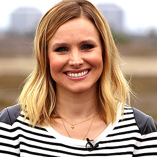 Kristen Bell on the Veronica Mars Movie, Motherhood (Video)