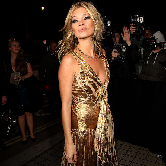 She's Back! Kate Moss Renews Partnership With Topshop