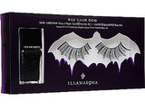 Bat False Eyelashes by Illamasqua for Halloween