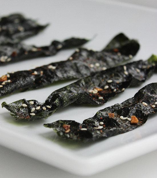 Salty: Seaweed Chips