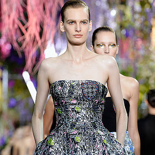 Here's How Dior Made the Hanging Gardens For Its Spring 2014 Show