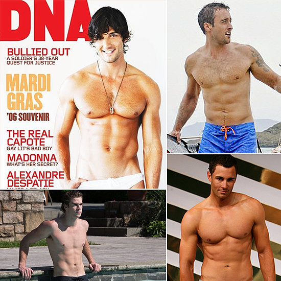 19 Smokin' Shirtless Aussies — You're Welcome