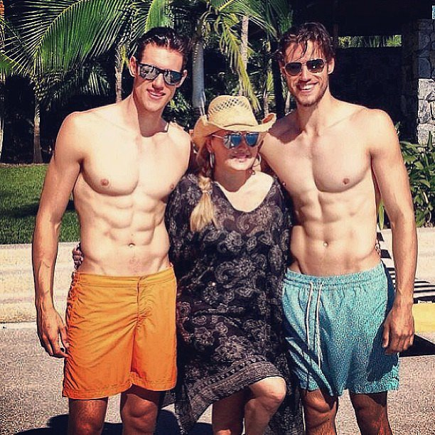 Jordan and Zac Stenmark