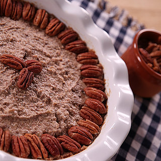 Raw Pecan Pie Recipe