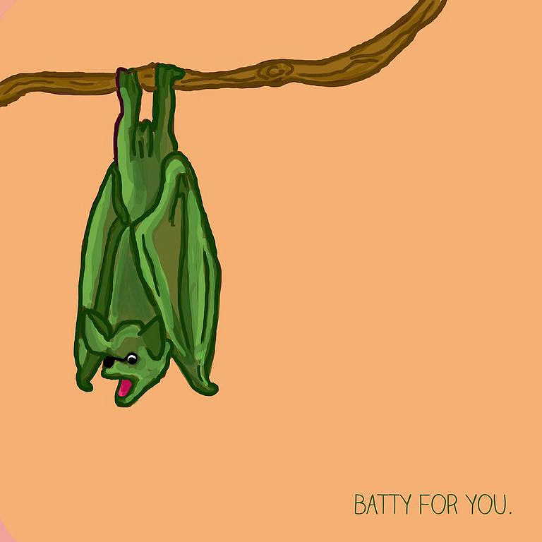 Batty for you ($5)