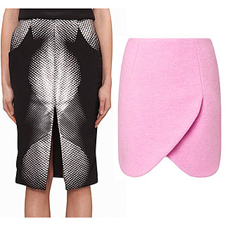 Shop Front Slit Skirts