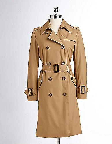 HRH Women's Trench Coat