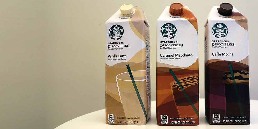 Taste Test: Starbucks Discoveries Iced Café Favorites