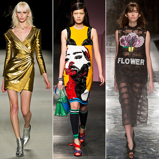 The Top 11 Trends For Spring 2014