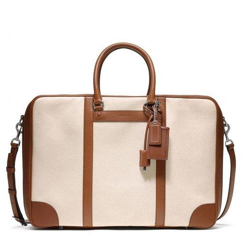 Bleecker Canvas Suitcase