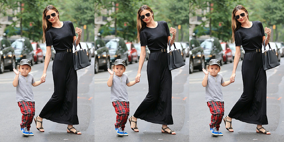We Can't Help But Smile When We See Miranda Kerr's Son