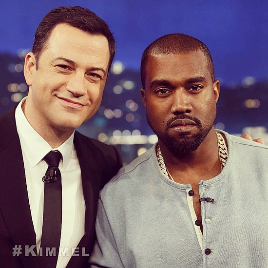 Kanye West on Jimmy Kimmel Live After Feud