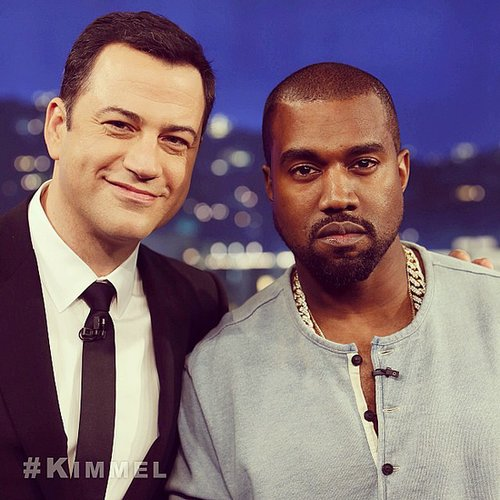 Kanye West on Jimmy Kimmel Live 2013