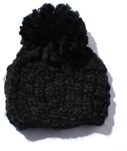 [MURUA]ポンポンニット帽