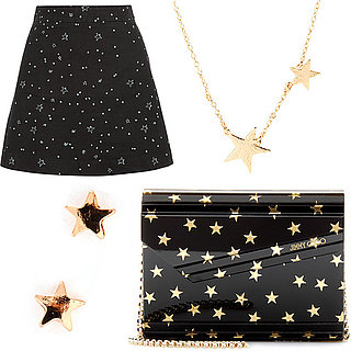 Star Print Clothes