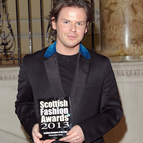 Christopher Kane Wins Scottish Fashion Award 2013