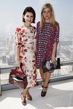 Miroslava Duma and Holly Williams took in the view over Dubai with Vogue.