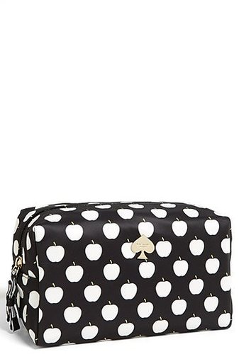 Kate Spade New York 'flatiron - Davie Large' Cosmetics Bag