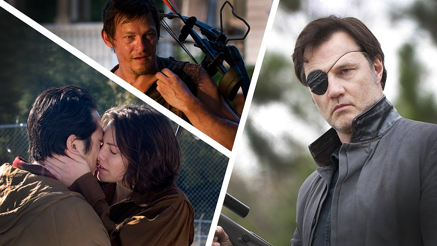 Eight Things the Walking Dead Characters Should've Learned by Now