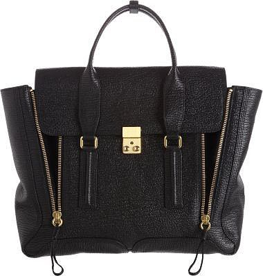 3.1 Phillip Lim Pashli Satchel with Strap