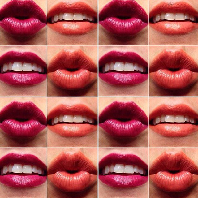 Lip service, anyone? Source: Instagram user lancomeusa