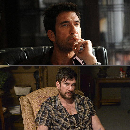 Dylan McDermott McDermott starred as philandering therapist Ben Harmon in the first season and returned unexpectedly for Asylum, as a disgruntled murderer. No word on whether he'll make a cameo on Coven — fingers crossed!