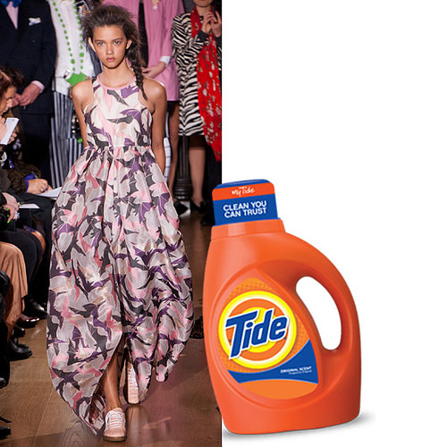 New Machine-Washable Fabrics From Tide