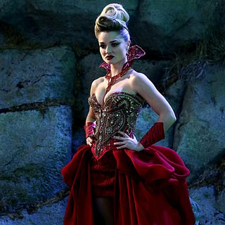 Emma Rigby Once Upon a Time in Wonderland Interview