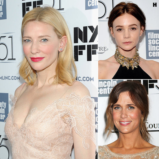 Carey, Cate, and Kristen Come Together For NYFF