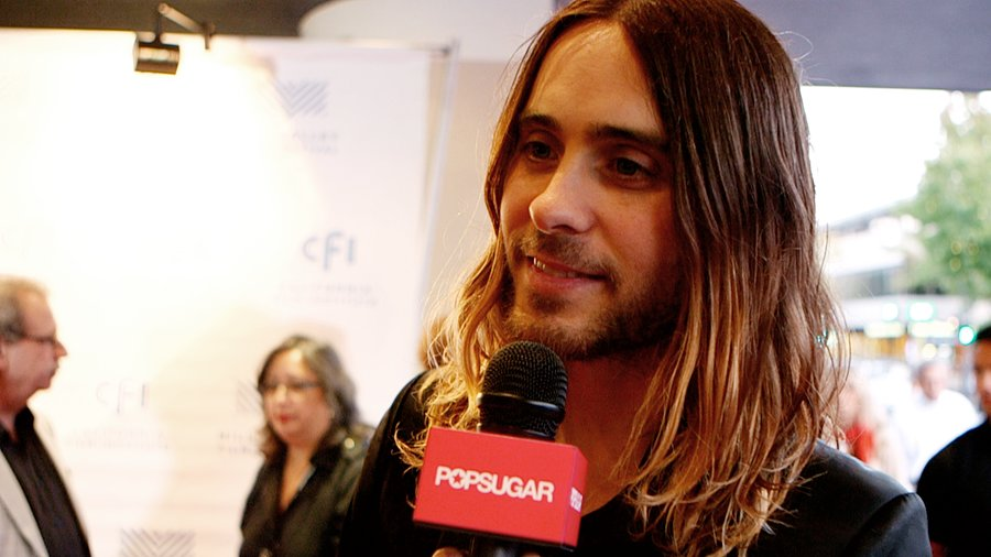 "Jared Leto on Waxing Himself and ""Meeting"" Matthew McConaughey"